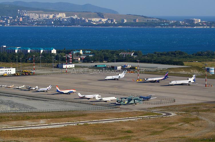 Gelendzhik Russia  City new picture : Gelendzhik Airport Russia URKG