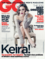 GQ Men's Magazine